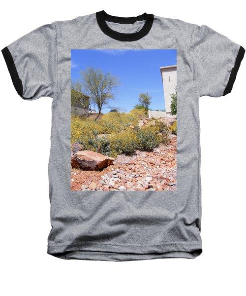 Desert Yard Baseball T-Shirt