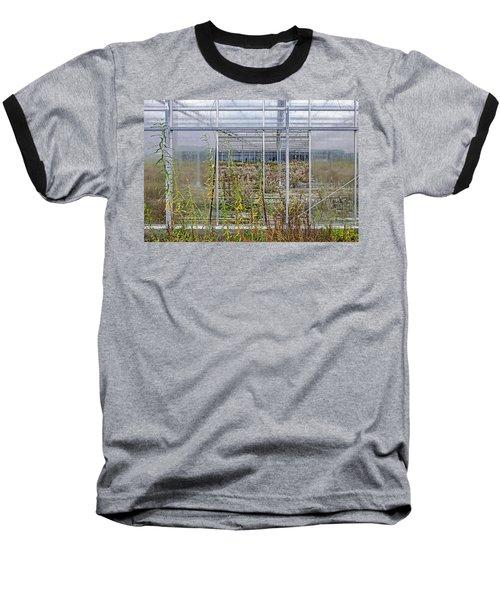 Deserted City Of Glass Baseball T-Shirt