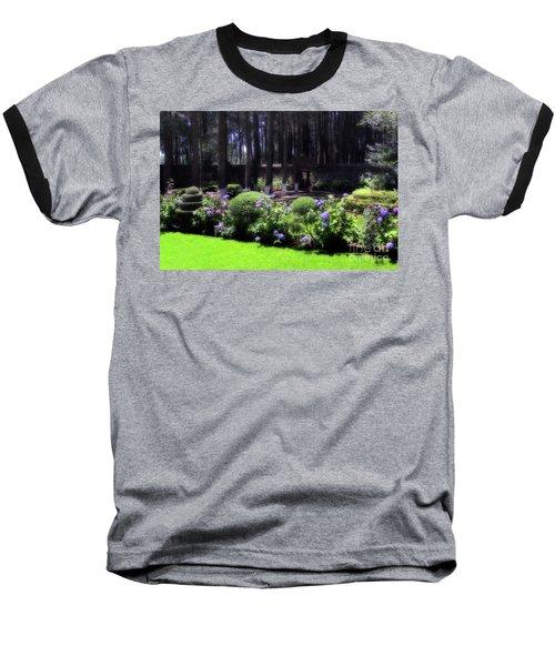 Desierto De Los Leones 1 Baseball T-Shirt