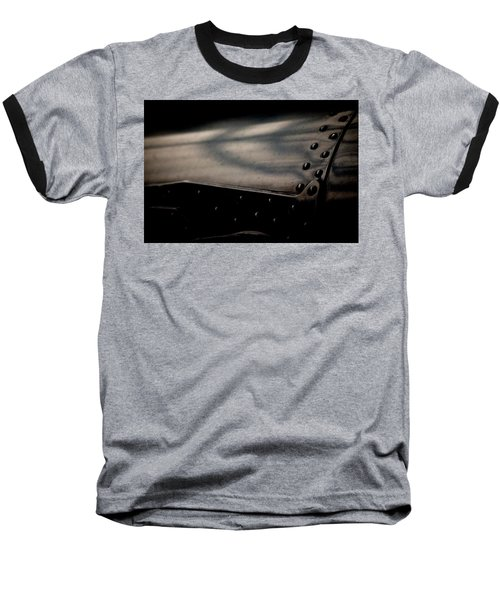 Baseball T-Shirt featuring the photograph Design by Paul Job