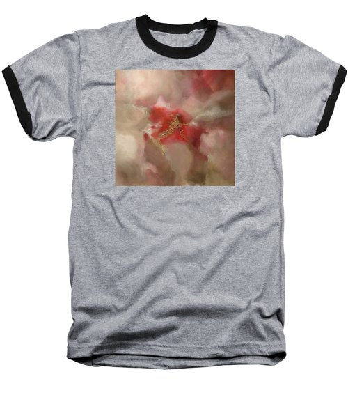 Baseball T-Shirt featuring the painting Desire by Tamara Bettencourt