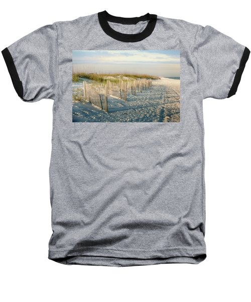 Destination Serenity Baseball T-Shirt