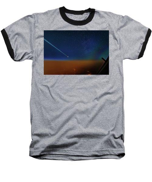 Destination Universe Baseball T-Shirt