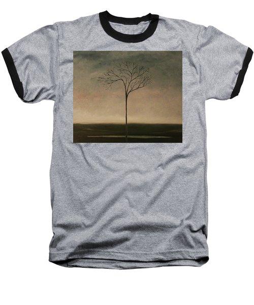 Det Lille Treet - The Little Tree Baseball T-Shirt by Tone Aanderaa