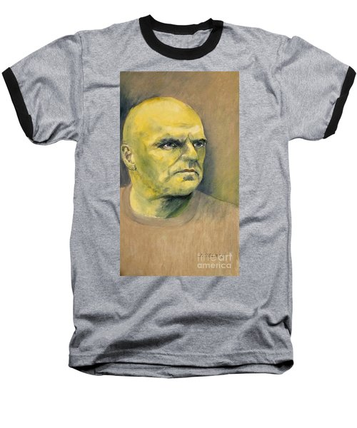 Determination / Portrait Baseball T-Shirt