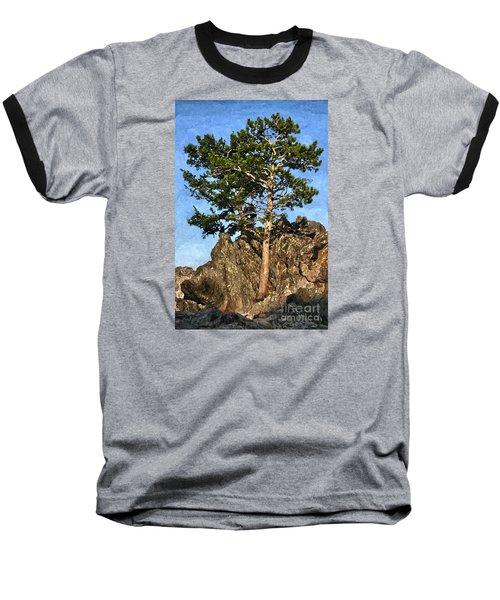 Determined Baseball T-Shirt