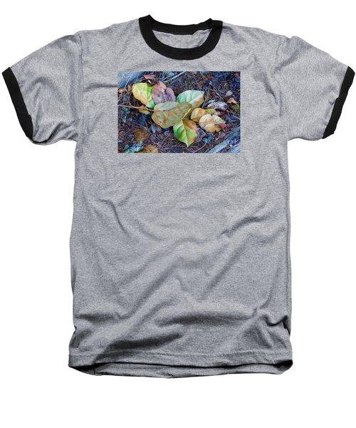 Detritus Baseball T-Shirt