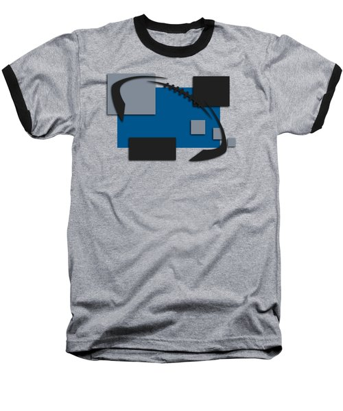 Detroit Lions Abstract Shirt Baseball T-Shirt