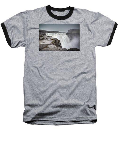 Dettifoss Baseball T-Shirt