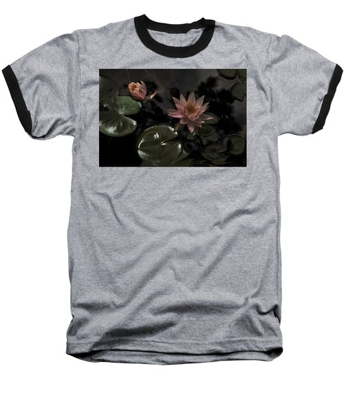 Deuces In The Moonlight Baseball T-Shirt