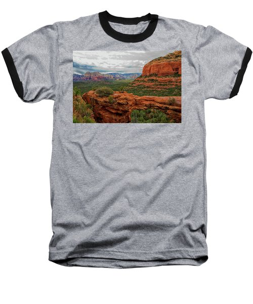 Devil's Bridge Baseball T-Shirt
