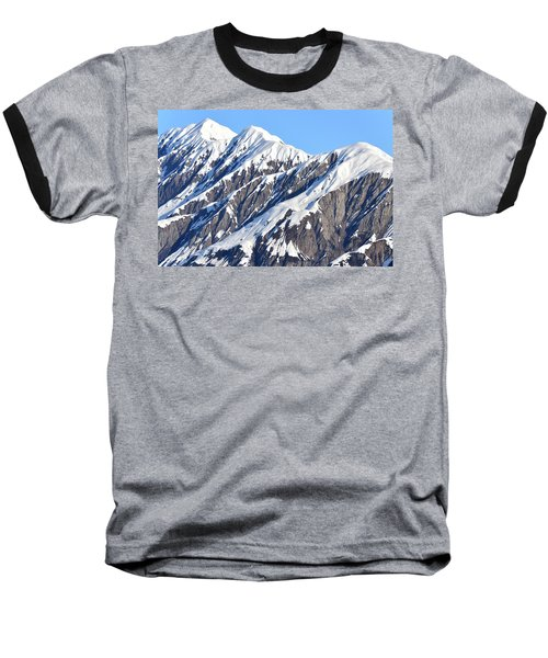 Devils Food With Frosting - Wrangall St. Elias Baseball T-Shirt