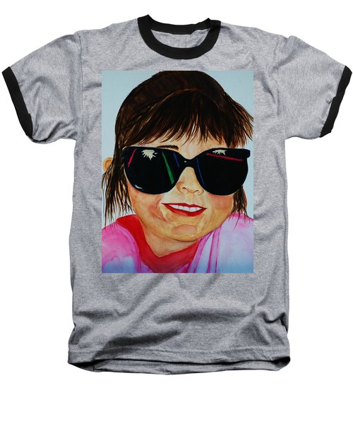 Devin Baseball T-Shirt