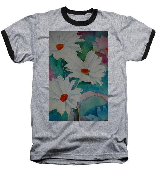 Devin's Dasies Baseball T-Shirt