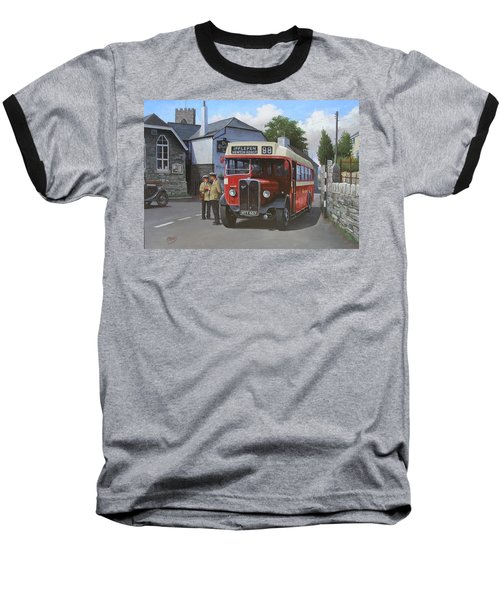 Devon General Aec Regal. Baseball T-Shirt