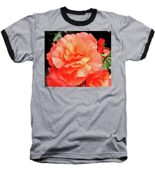 Dew Kissed Baseball T-Shirt