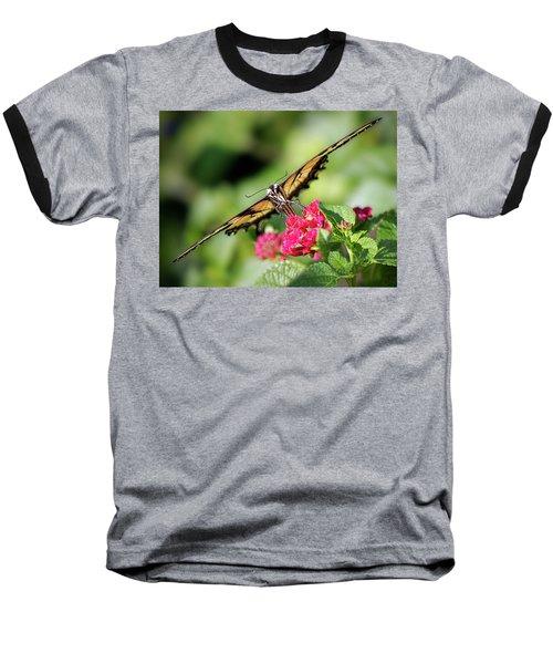 Diagonal Baseball T-Shirt