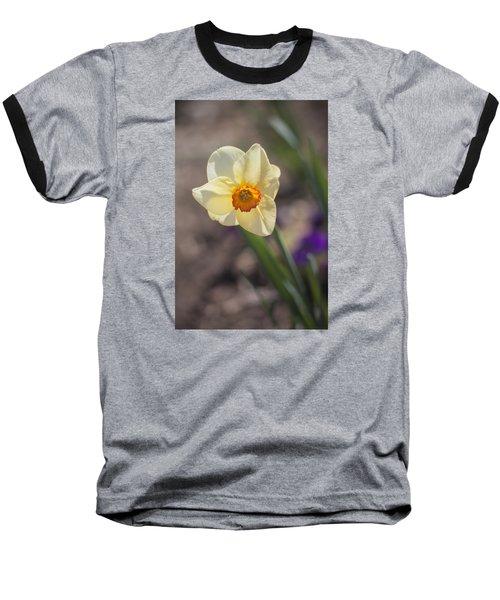 Diagonal Daffy Baseball T-Shirt