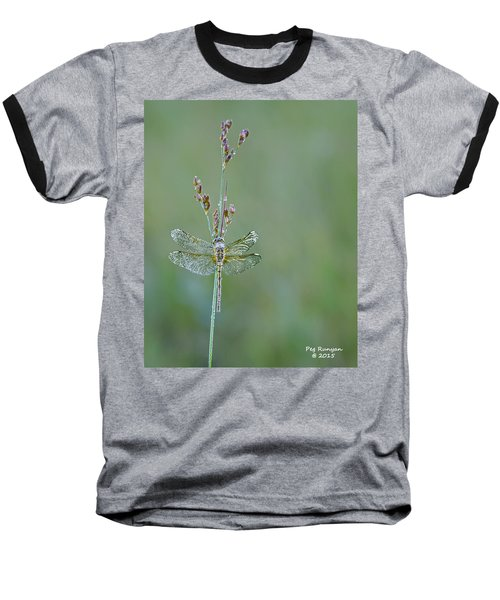 Diamond Dragonfly Baseball T-Shirt