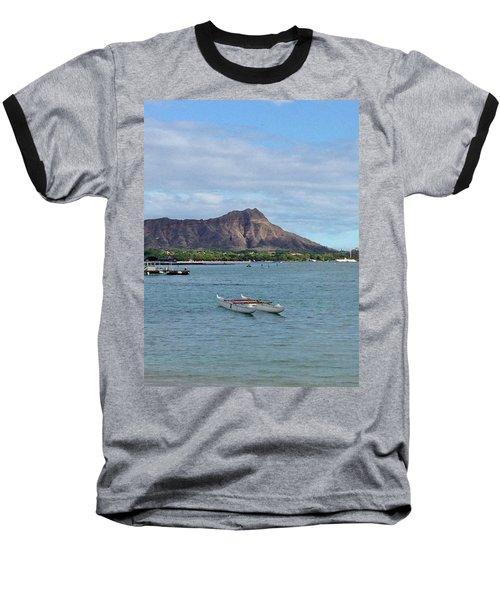 Diamond Head Baseball T-Shirt