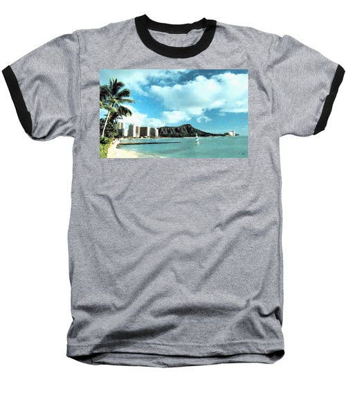Diamond Head Baseball T-Shirt