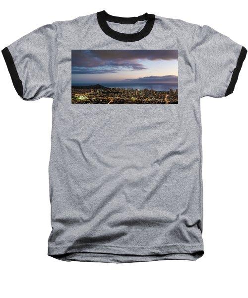 Baseball T-Shirt featuring the photograph Diamond Life by Alex Lapidus