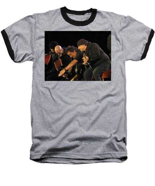 Diamonds In The Sidewalks Baseball T-Shirt