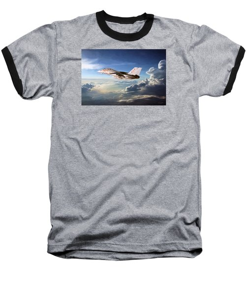 Diamonds In The Sky Baseball T-Shirt