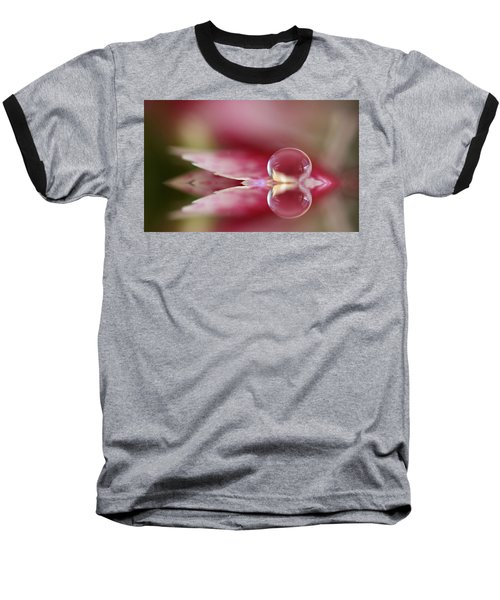 Dianthus Dreaming Baseball T-Shirt by Kym Clarke