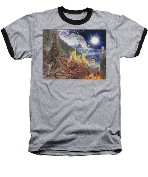 Diary Of First Recognition Baseball T-Shirt