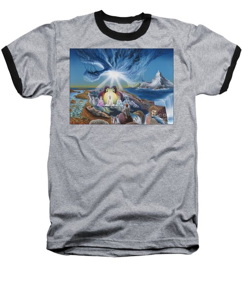 Diary Of Third Recognition Baseball T-Shirt