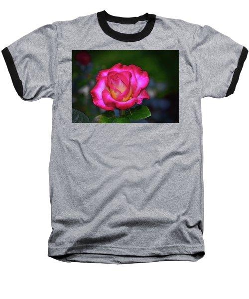 Dick Clark Rose 002 Baseball T-Shirt