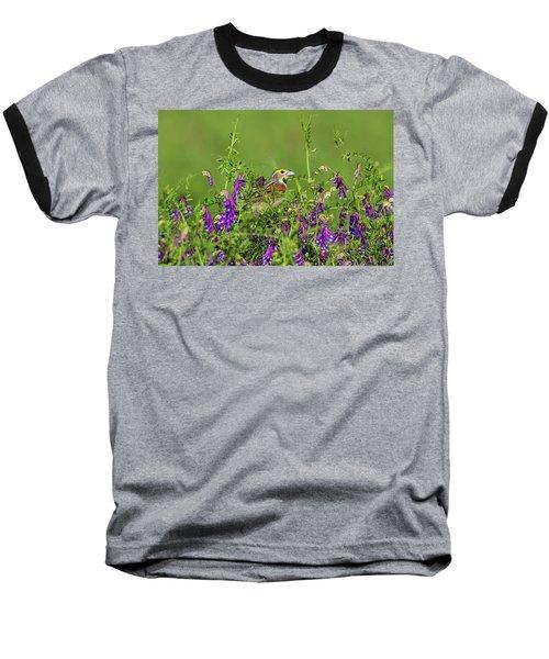 Dickcissel - 8256 Baseball T-Shirt
