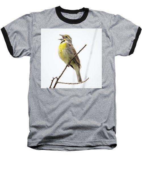 Dickcissel  Baseball T-Shirt