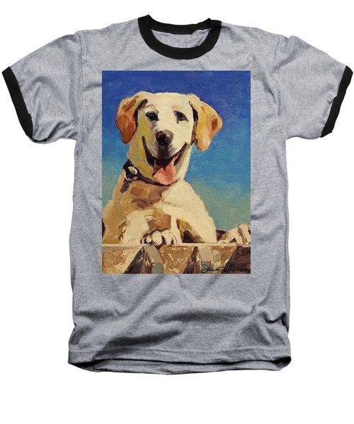Did Someone Say Treat? Baseball T-Shirt