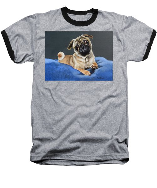 Did You Say Treats Baseball T-Shirt by Phyllis Beiser