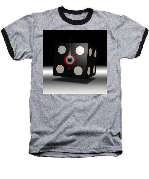 Five Die Baseball T-Shirt
