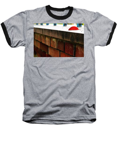 Different Therefore Cornered  Baseball T-Shirt