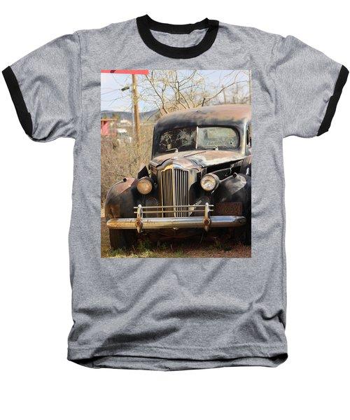 Digger O Balls Funeral Pallor Hearse Baseball T-Shirt