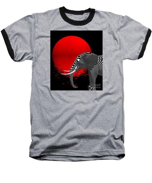 Digiphant Baseball T-Shirt
