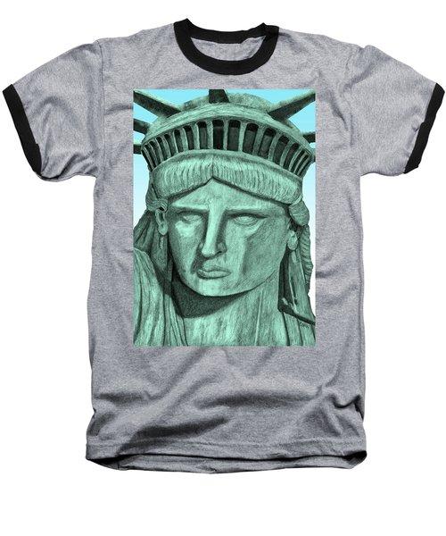 Digital Libby Baseball T-Shirt
