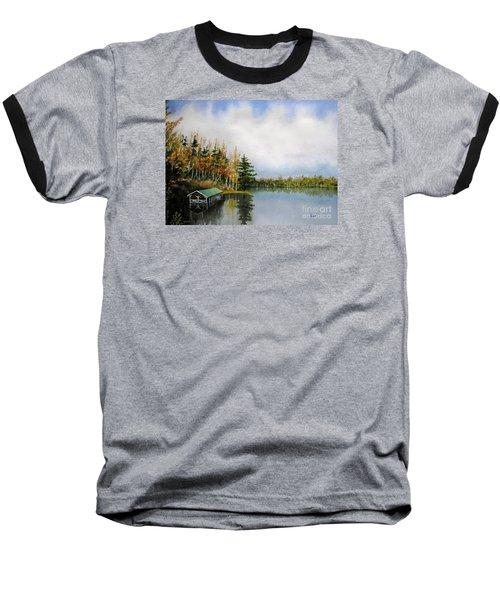 Dillman's Boathouse Baseball T-Shirt
