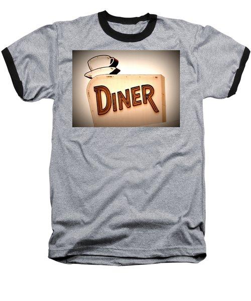 Diner Baseball T-Shirt