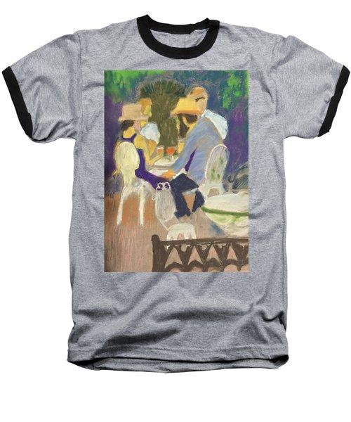 Diner's At Justine's Baseball T-Shirt