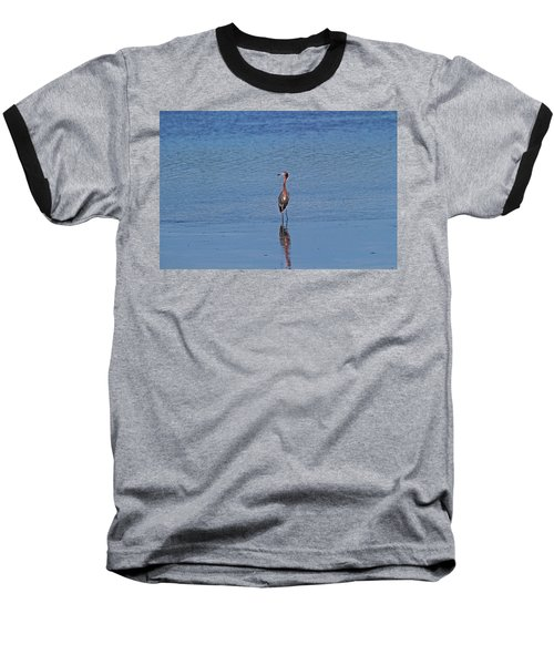 Baseball T-Shirt featuring the photograph Ding Darling's Number One IIi by Michiale Schneider