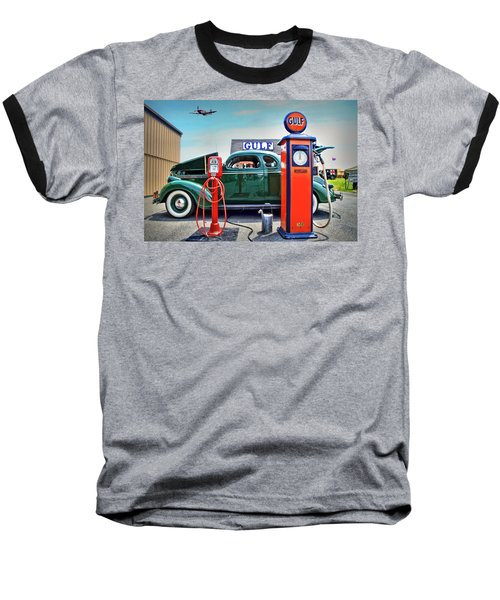 Ding Ding For Service Baseball T-Shirt
