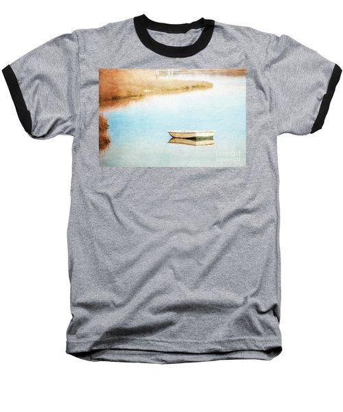 Dinghy In Eastham Baseball T-Shirt