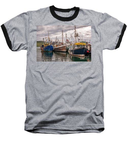 Dingle Harbour Baseball T-Shirt