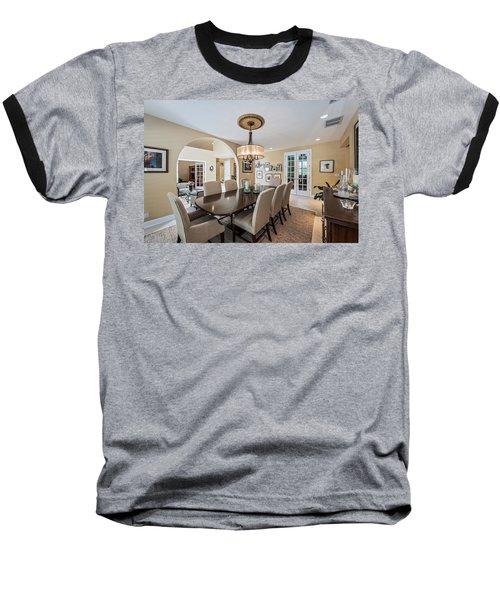 Dining Room Baseball T-Shirt