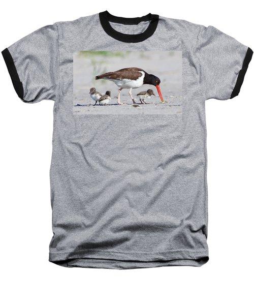 Dinner Time Baseball T-Shirt